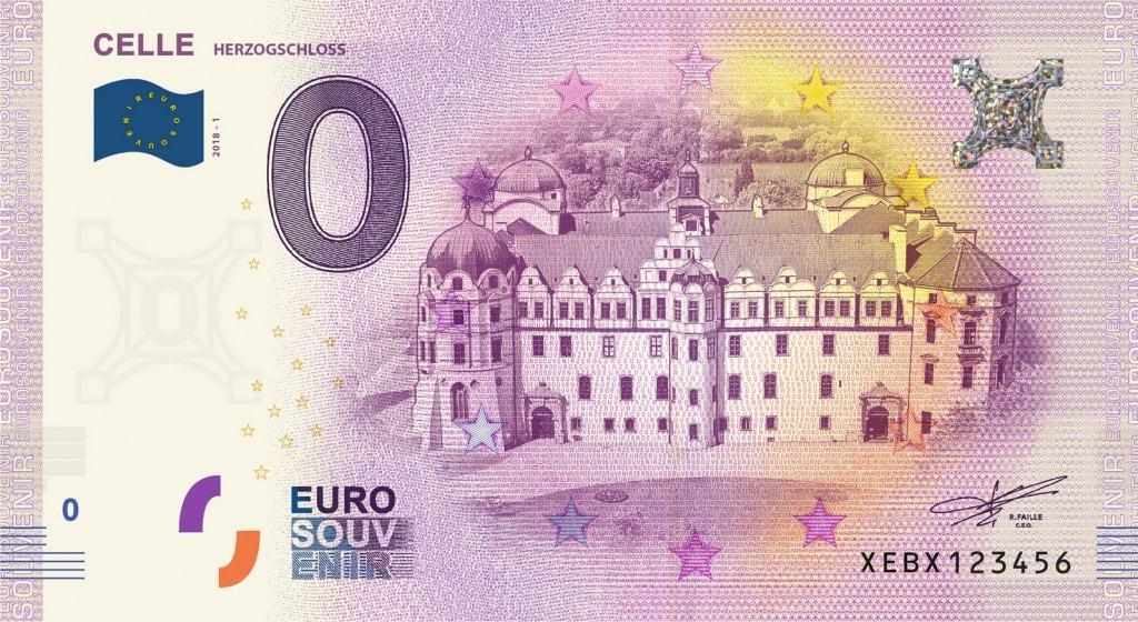 Ab 14. Juli 2018 in streng limitierter Auflage von 5.000Stück erhältlich: Der Null-Euro-Schein.