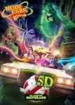 Exklusive Geisterbilder der neuen Attraktion Ghostbusters 5D– die ultimative Geisterjagd