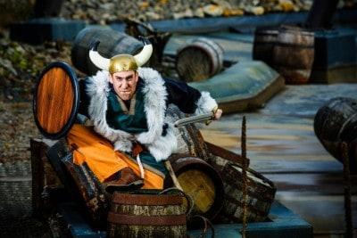 Heide Park Resort Kostümtipp: Wikinger, Foto: Heide Park Resort 2016