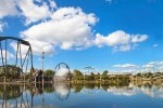 Seeblick im Sommer Foto: Heide Park Resort, 2018