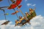 Auf dem Weg in den Urlaub: Zwischenstopp im Heide Park Resort