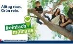 Teaser Tagestourismus-Kampagne 2017 der Metropolregion Hamburg: #einfachmalraus