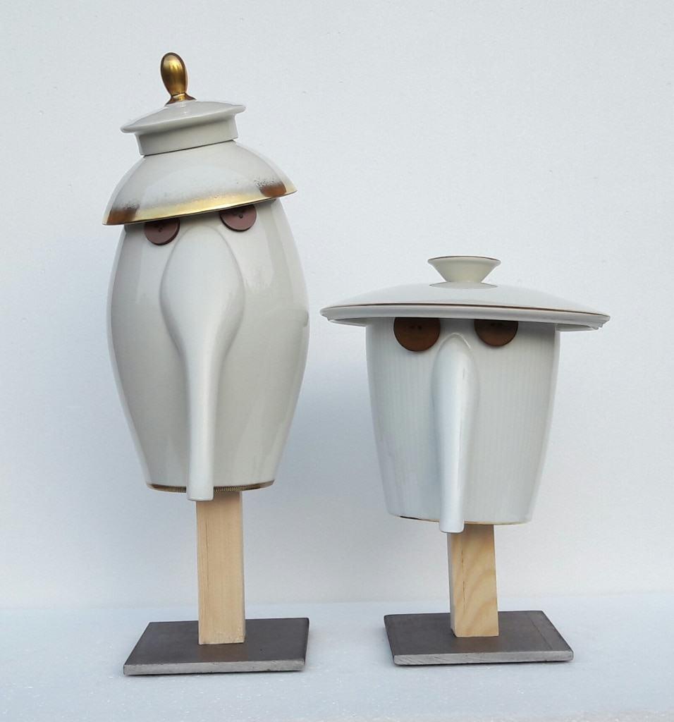 Skulpturen von Karola Uhde