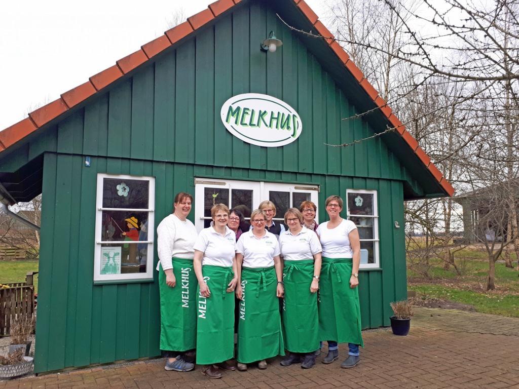Der Melkhusverein bereitet das zehnjährige Jubiliäum vor. © Touristikverband Landkreis Rotenburg (Wümme) e.V.
