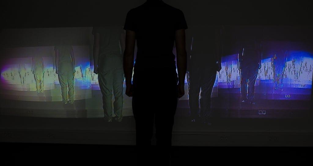 David Camargo LuxFero 2016 interaktive Videoinstallation Foto: David Camargo