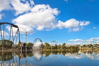 Seeblick Foto Heide Park Resort, 2015