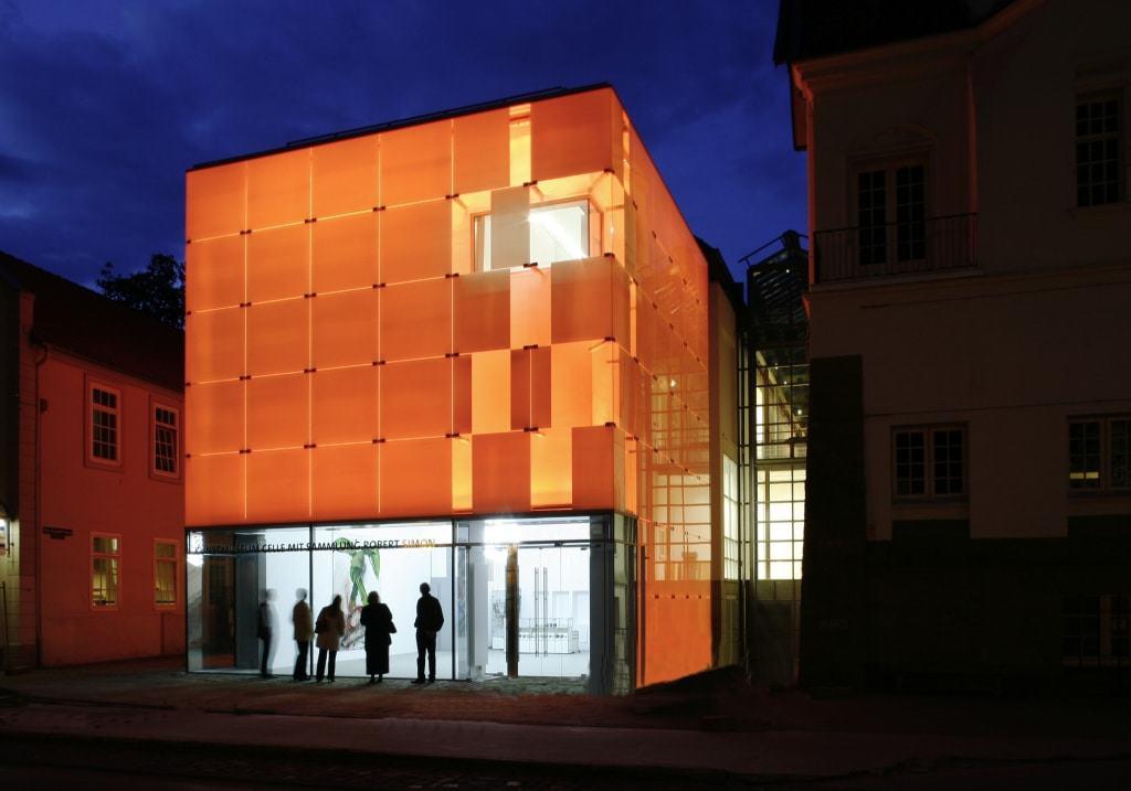 In Celle gibt es das erste, patentierte 24-Stunden-Kunstmuseum der Welt. (Copyright: CTM GmbH)