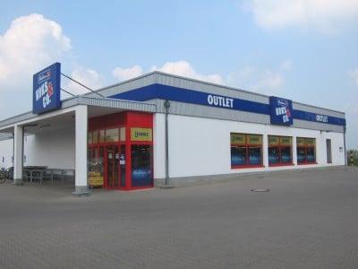 Bahlsen Werksverkauf in Celle