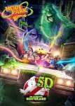 Visual Ghostbusters 5D - neu im Heide Park Resort 2017 Quelle: Heide Park Resort, 2016