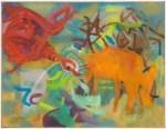 """Ausstellung """"Bilder"""" der Berliner Künstlerin EvaSchlutius im KunstRaum Schneverdingen bis 10.Dezember2017"""