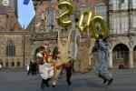 Die Bremer Stadtmusikanten feiern ausgelassen ihren 200sten Geburtstag von März bis Oktober 2019 Copyright: Bremer Touristik-Zentrale (BTZ), Fotograf: Michael Bahlo