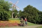 Für Radfahrer hat die Hansestadt Bremen jede Menge zu bieten. Copyright: BTZ, Bremen und RAG Bremen/Nds.