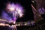Zu Silvester wird es feierlich in der Weserstadt Bremen. Foto: Jonas Ginter / BTZ Bremer Touristik-Zentrale
