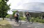 Die Zukunft der Mobilität ist eines der Themen der neuen Sonderausstellung im Universum Bremen. © Ingo Wagner/WFB Wirtschaftsförderung Bremen