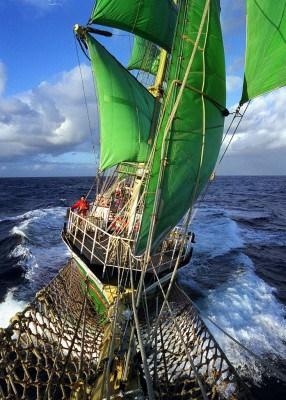 Alexander von Humboldt – Das Schiff, Fotograf Maurizio Gambarini