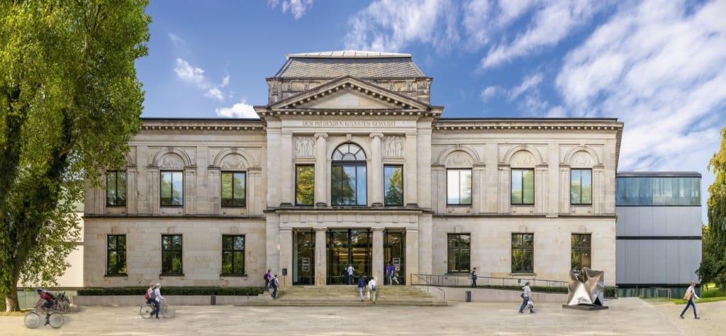 Selbst schon eine Ikone: Die Kunsthalle Bremen präsentiert 2019 eine spektakuläre Sonderausstellung. Copyright: Michael Gielen / Kunsthalle Bremen