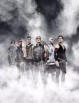 Feuerengel, die Rammstein-Coverband, spielt am 26.08.2017 in Ebstorf