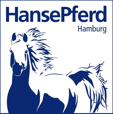 Logo der HansePferd Hamburg