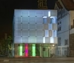 """Leuchttürme"" im Kunstmuseum Celle Daniel Hausig Foto: Kunstmuseum Celle"