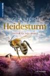 """Cover """"Heidesturm"""", Angela L. Forster, ISBN 978-3-8271-9556-2"""