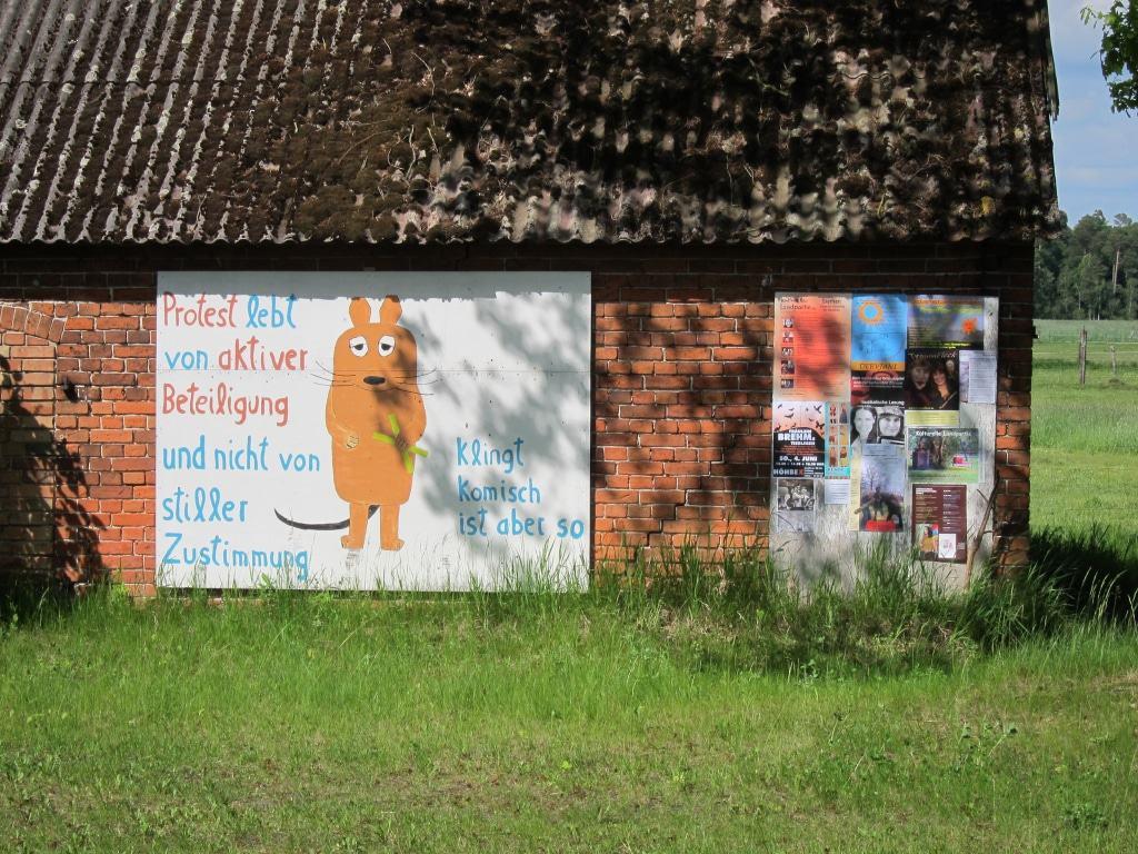 Kulturelle Landpartie 2017: Gedelitz