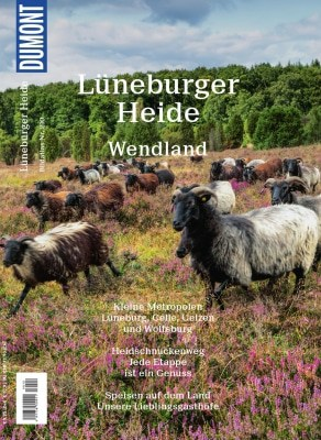 Coverabbildung DuMont Bildatlas Lüneburger Heide ISBN-978-3770195077
