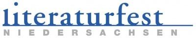 Logo Literaturfest Niedersachsen