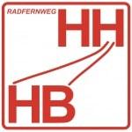 Logo Radfernweg Hamburg-Bremen