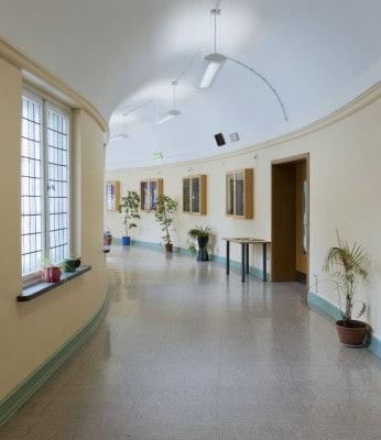 """Projekt """"Inside Hohne Garrison"""" von Nicole Blaffert und Franz Wamhof, Foto: Kunstverein Springhornhof"""