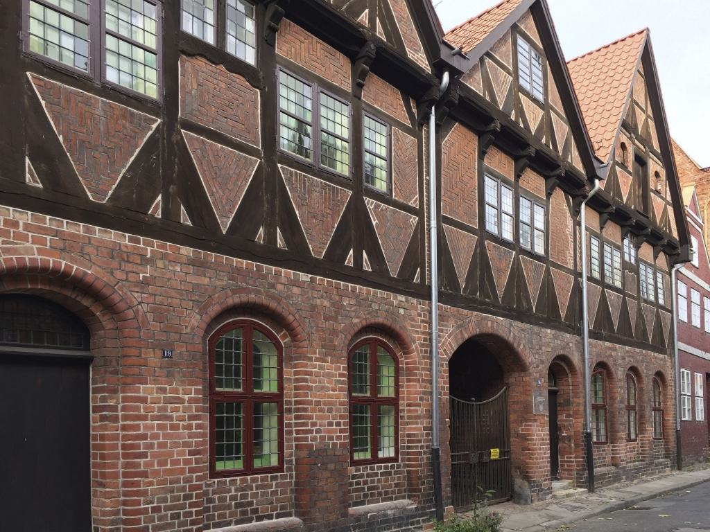 Stift Roter Hahn in Lüneburg © Deutsche Stiftung Denkmalschutz/Siebert