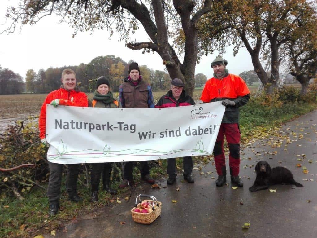 Naturpark-Tag 2019 in Gödenstorf. Foto: Naturpark Lüneburger Heide
