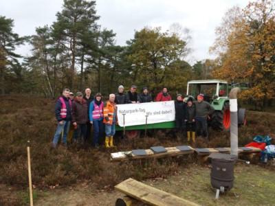 Naturpark-Tag 2019 in der Osterheide, Foto: Naturpark Lüneburger Heide