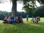 Naturpark-Sommercamps 2018 auf dem NaturCampus Bockum