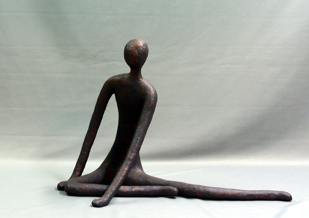 Skulptur von Marlies Fromm