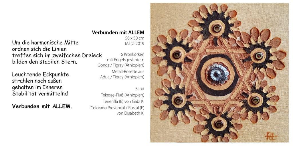 Verbunden mit ALLEM Ruth Tillmann