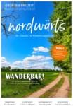 nordwärts 2020 Urlaubs- & Freizeitmagazin Titel © TouROW