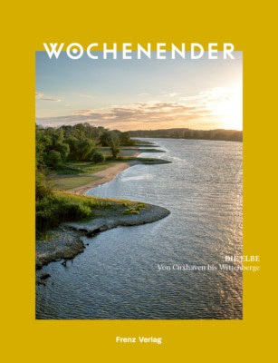 Cover Wochenender Elbe, ISBN-13: 978-3981974843