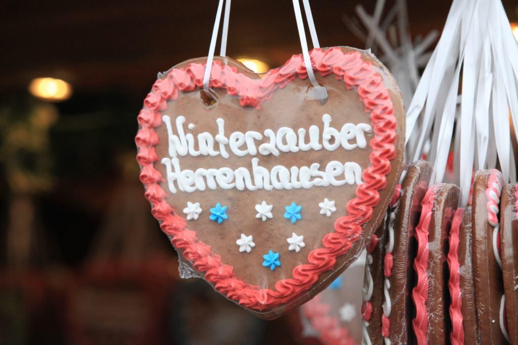 Lebkuchenherz | Foto: Evergreen GmbH & Co. KG