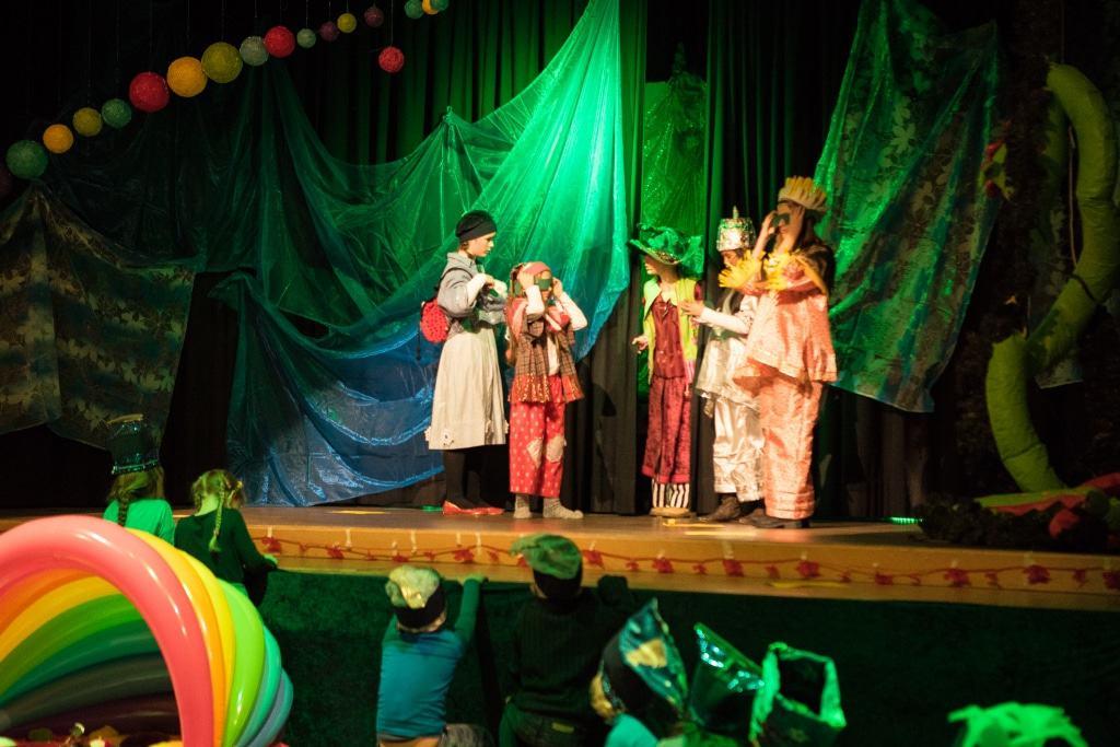Der Zauberer von Oz © Loretta Wollenberg/Musikschule Grassau