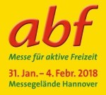 Logo abf2018 31.01. - 04.02.2018 in Hannover