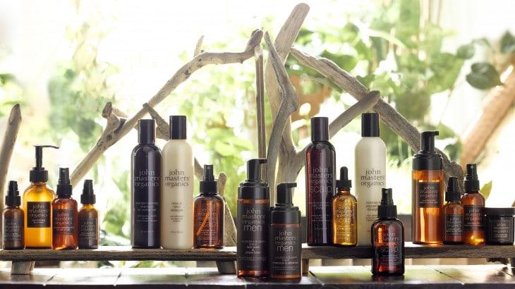 Haarpflegeprodukte von john masters organics - echte Naturhaarpflege die funktioniert im Adendorfer Waschzuber
