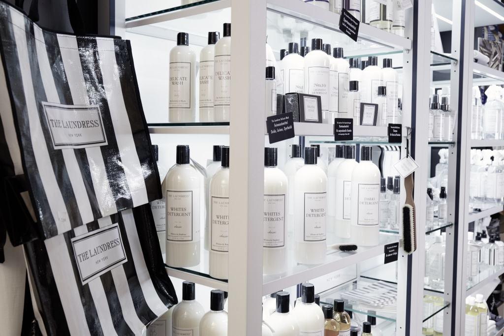 THE LAUNDRESS im Adendorfer Waschzuber - Produktpalette für die Wäschepflege