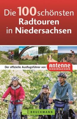 "Cover ""Die 100 schönsten Radtouren in Niedersachsen"" - ISBN 978-3-7343-0286-2"
