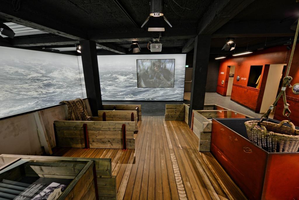 """Auch das Museum """"Windstärke 10"""" in Cuxhaven präsentiert sich im Rahmen der Veranstaltung. © Nordseeheilbad Cuxhaven GmbH"""