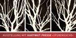 Neue Ausstellung im KunstRaum der Kulturstellmacherei in Schneverdingen: Hartmut Presse– Spurensicherung ab 3.Februar2018
