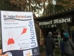 """Auszeichnung """"KinderFerienLand"""" für den Wildpark Müden"""