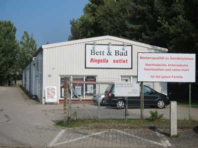 "Ringella Werksverkauf ""Bett & Bad"" in Celle"