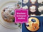 Blaubeer-Schmand-Muffins   SCHÖNE-HEIDE-Rezept