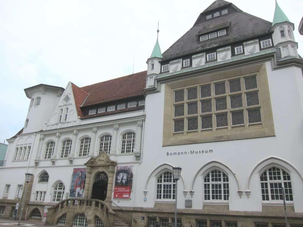 Bomann-Museum Celle, Museum für Kulturgeschichte, Schloßplatz 7, 29221 Celle