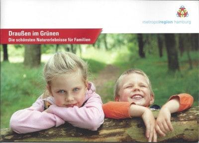Metropolregion Hamburg: Broschüre Draußen im Grünen